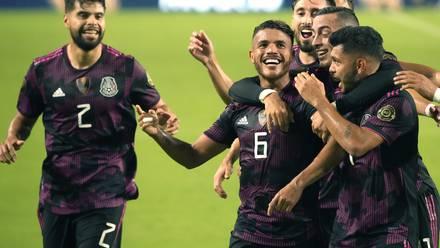 Selección Mexicana en la Copa Oro
