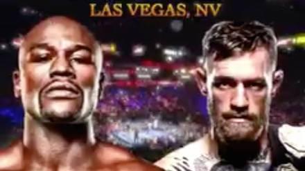 El esperado combate se llevará a cabo en Las Vegas