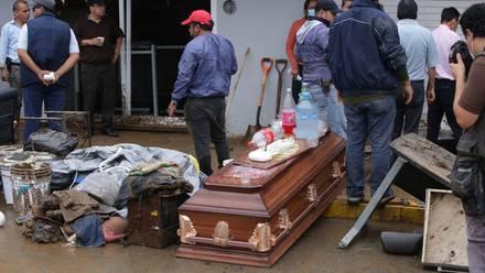 Afectaciones en Xalapa por huracán Grace