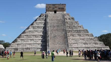 Equinoccio en Chichen Itzá