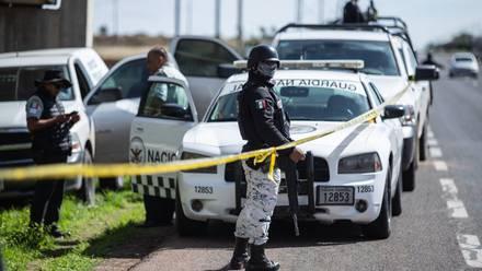 Se localizaron los restos de una familia en una presa del municipio de Villanueva