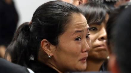 Keiko Fujimori, hija de Alberto Fujimori