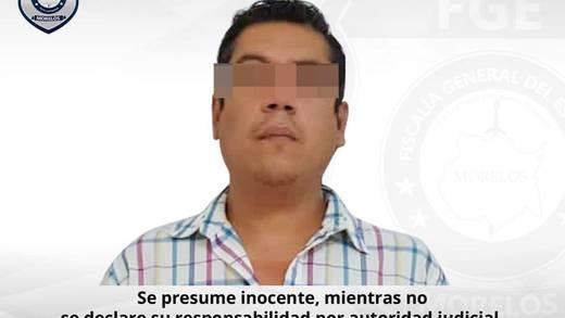 Fiscalía de Morelos anuncia detención de presunto responsable de tentativa de homicidio