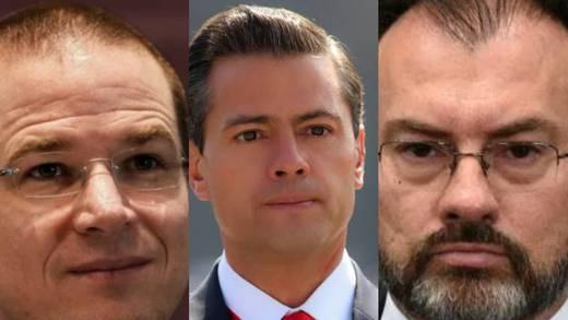 Juez vincula a Ricardo Anaya, Peña Nieto y Videgaray en presunta red delictiva