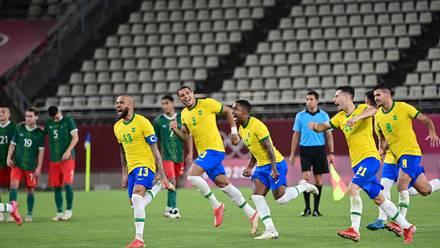 México vs Brasil Tokio 2021