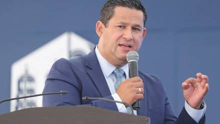 Diego Sinhue, gobernador de Guanajuato