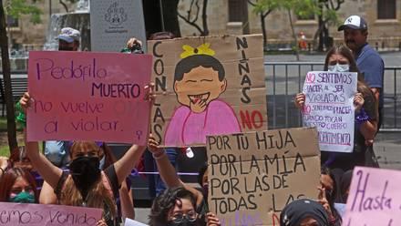 Protesta en Jalisco