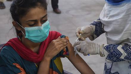 Vacunación contra Covid-19 en Pakistán