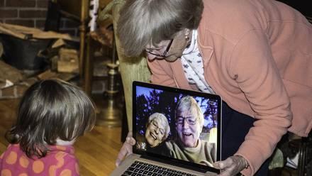 Imagen ilustrativa de abuelos