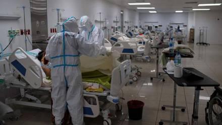 Hospital de Canadá sin camas