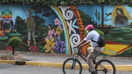 Bicicleta en la CDMX