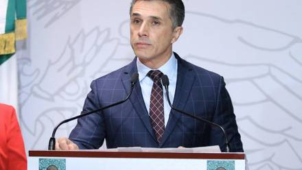 Sergio Mayer, diputado federal.