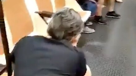 Enfermero agredido