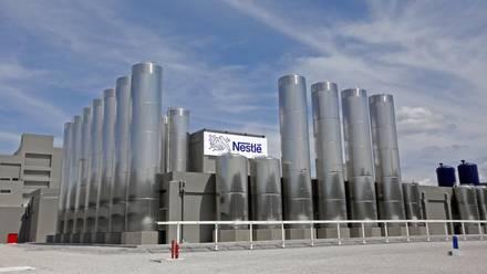 Planta de Nestlé en México