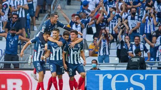 CF Monterrey se lleva el Clásico Regio tras vencer al Club Tigres