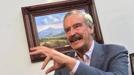 Vicente Fox asegura que el de AMLO es un gobierno fallido