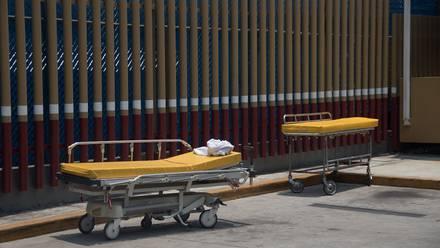 Hospital en la CDMX