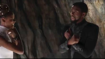 Saludo Wakanda
