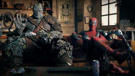 Deadpool y Korg
