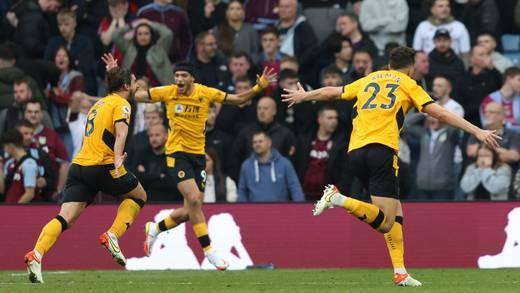 Raúl Jiménez: Wolves logran espectacular remontada de último minuto ante el Aston Villa