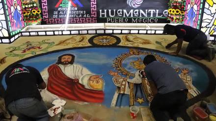 Feria nacional de Huamantla