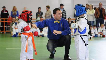 Clase de Judo