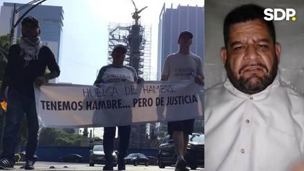 Huelga de hambre por Manuel