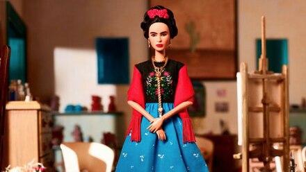 Barbie Frida. Polémica.