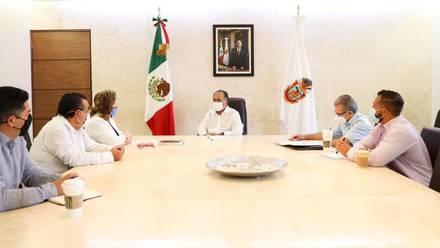 Reunión en Guerrero