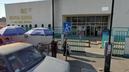 Hospital General de Ecatepec.
