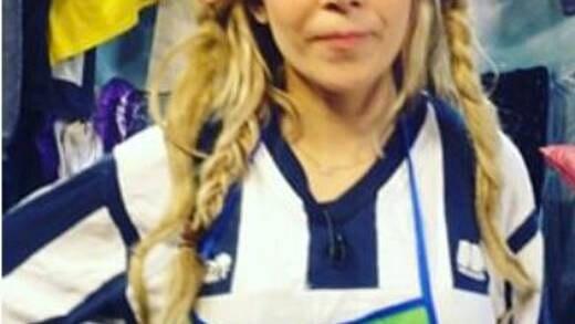 Karla Panini se viste como 'Las Lavanderas' una vez más