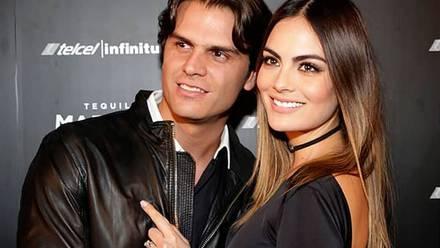 Ximena Navarrete y Juan Carlos Valladares